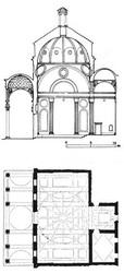 Brunelleschi thebookofarchitecture - La tavola rotonda santa maria degli angeli ...